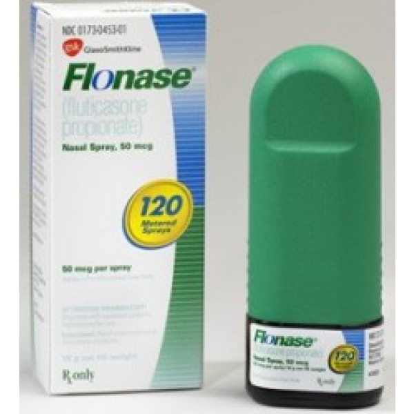 Fluticasone Nasal Spray Uses