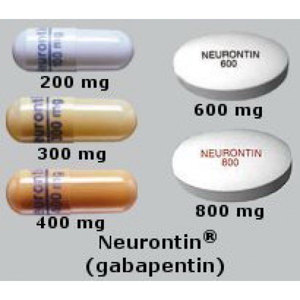 neurontin gabapentin classification